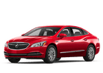 New Buick LaCrosse at San Diego