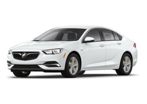 New Buick Regal Sportback in