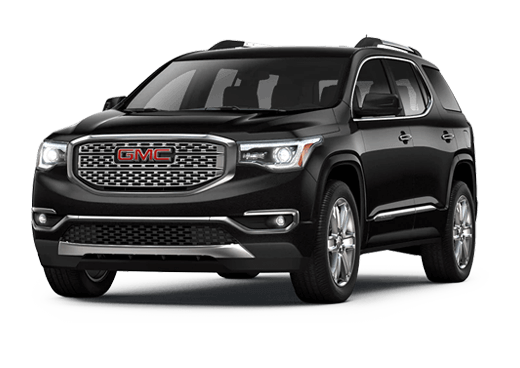 New GMC Acadia in Salisbury