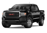 New GMC Canyon at San Diego