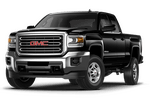 New GMC Sierra 2500HD at San Diego