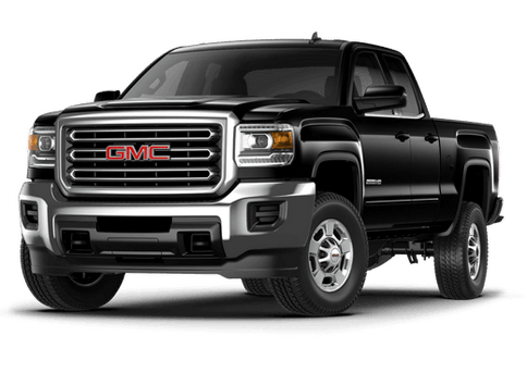 New GMC Sierra 2500HD in Forest City