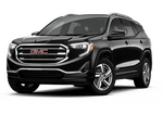 New GMC Terrain at San Diego