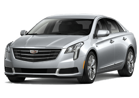 New Cadillac XTS in
