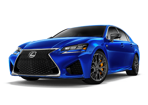 New Lexus GS F near Saint John