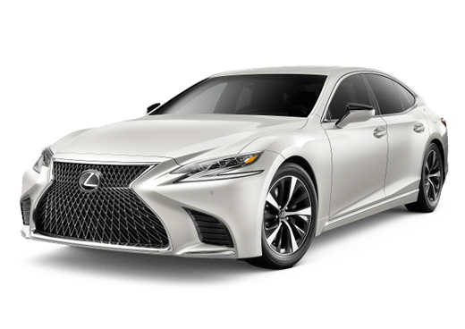 New Lexus LS near Saint John