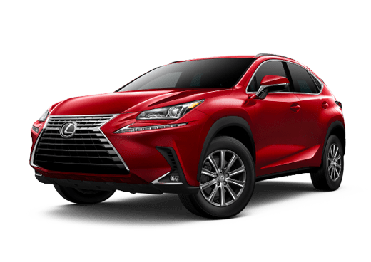 New Lexus NX near Saint John