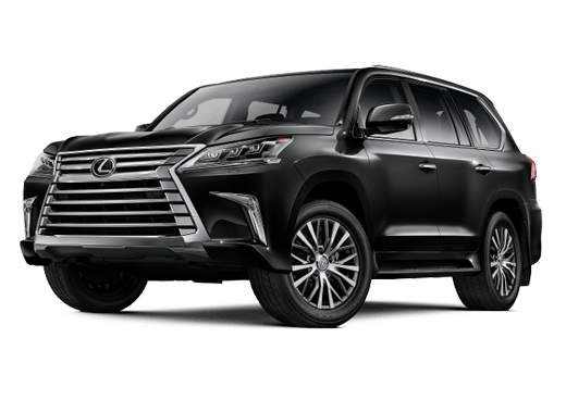 New Lexus LX near Saint John