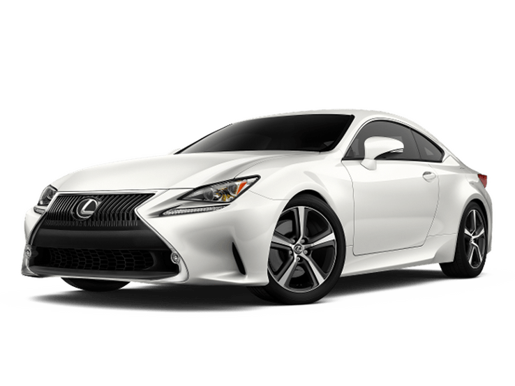 New Lexus RC near Saint John