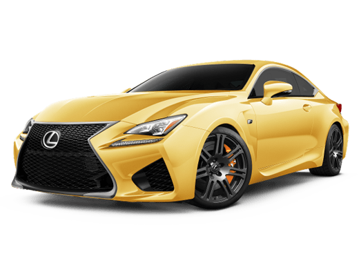 New Lexus RC F near Saint John