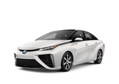 New Toyota Mirai at Hattiesburg