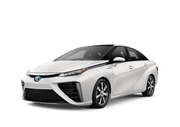 New Toyota Mirai at Holland