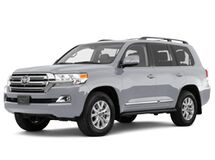 New Toyota Land Cruiser at Pocatello