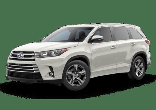 New Toyota Highlander Hybrid Pensacola, FL