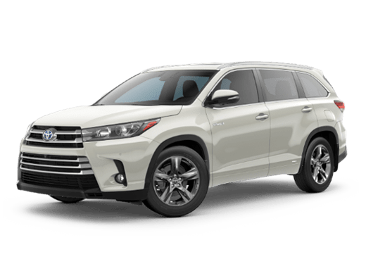 New Toyota Highlander Hybrid near Holland