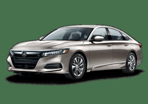 New Honda Accord Sedan in Hollywood