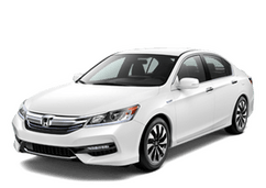 New Honda Accord Hybrid at Holland
