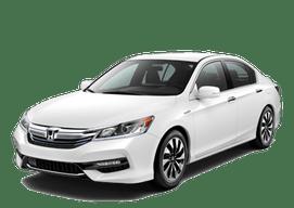 New Honda Accord Hybrid at Chattanooga