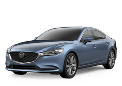 New Mazda Mazda6 at Newport