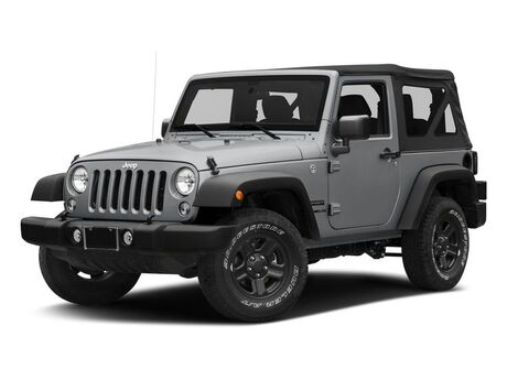 New Jeep Wrangler JK in Weslaco