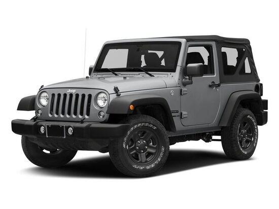 New Jeep Wrangler JK near Owego