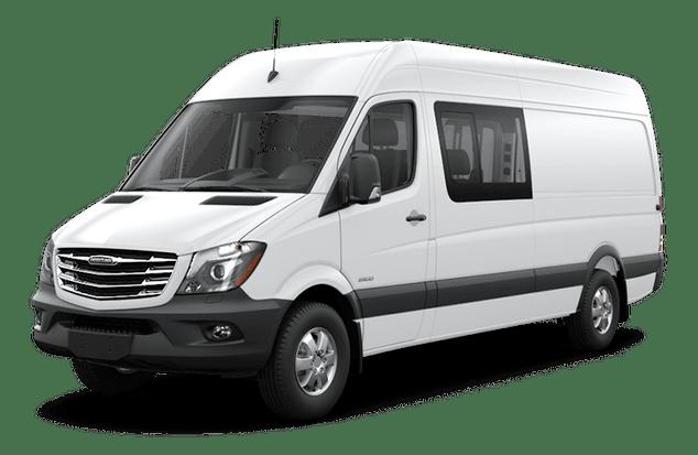2018 Sprinter Crew Van High-Roof w/ 170