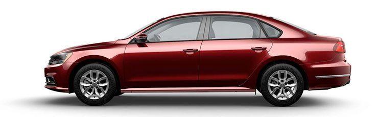New Volkswagen Passat near Bronx