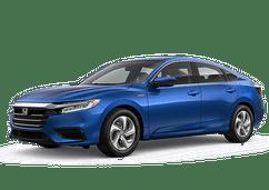 New Honda Insight at Tuscaloosa