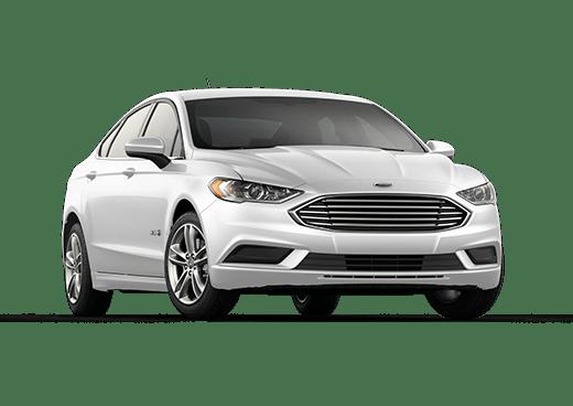 New Ford Fusion Hybrid Calgary, AB