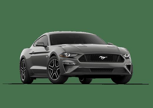 Mustang GT Premium Fastback