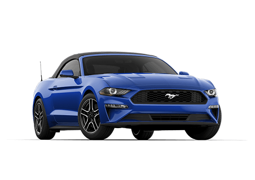 Mustang EcoBoost Premium Convertible