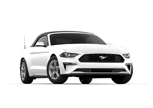 Mustang EcoBoost Convertible