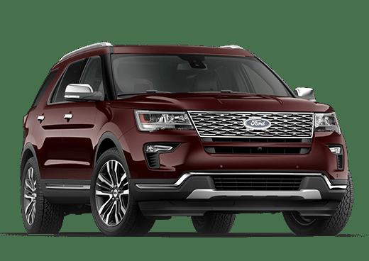 Explorer Platinum 4WD