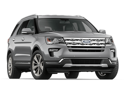 Explorer Limited 4WD