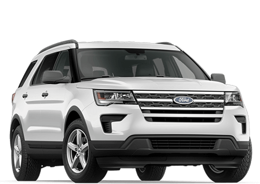 New Ford Explorer near Calgary