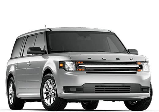 New Ford Flex near Calgary