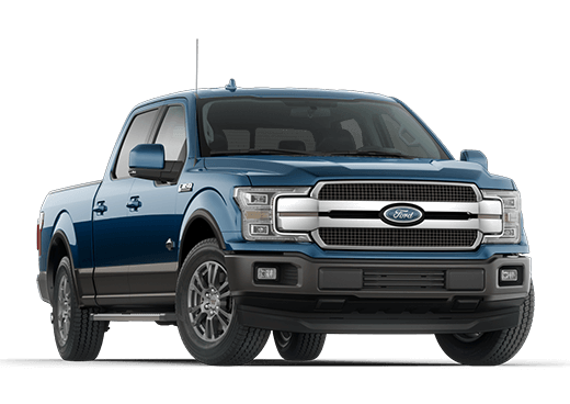 F-150 King Ranch 4x4 SuperCrew w/ 6-1/2' Bed