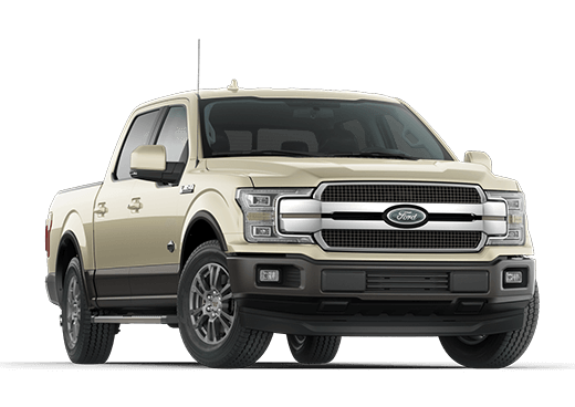 F-150 King Ranch 4x4 SuperCrew w/ 5-1/2' Bed