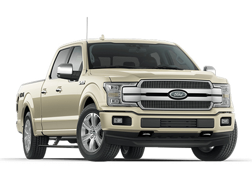 F-150 Platinum 4x4 SuperCrew w/ 6-1/2' Bed