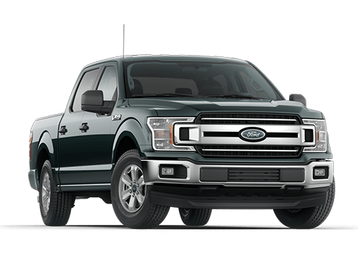 F-150 XLT 4x2 SuperCrew w/ 5-1/2' Bed