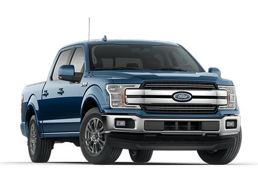 F-150 Lariat 4x4 SuperCrew w/ 5-1/2' Bed