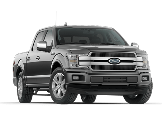 F-150 Platinum 4x4 SuperCrew w/ 5-1/2' Bed