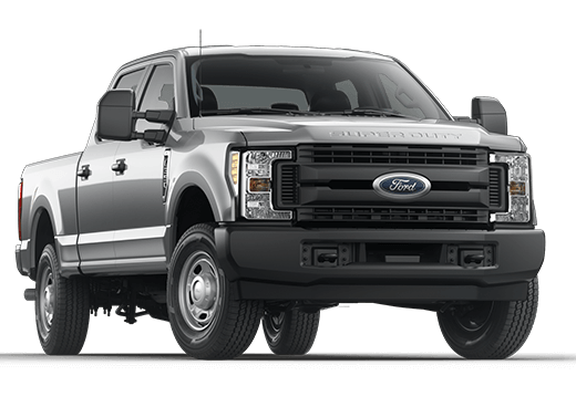 Super Duty F-350 SRW XL 4x2 Crew Cab w/ 6-3/4' Bed 160