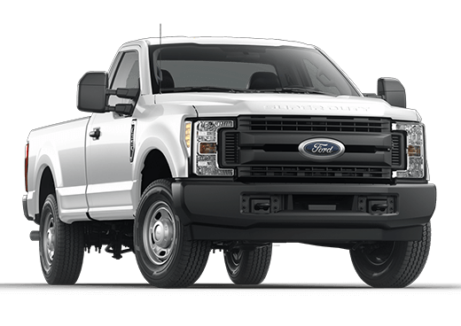 Super Duty F-350 SRW XL 4x2 Regular Cab w/ 8' Bed 142