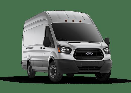 Transit Cargo Van Transit-250 High Roof Extended Length