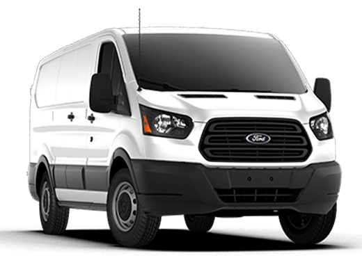 New Ford Transit Cargo Van near Calgary