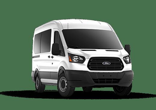 Transit Passenger Wagon Transit-150 XLT Medium Roof