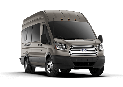 Transit Passenger Wagon Transit-350HD High Roof Extended
