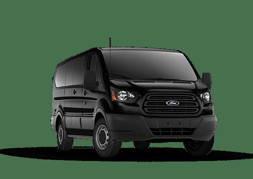 Transit Passenger Wagon Transit-150 XLT Low Roof