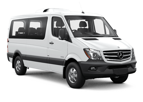 New Mercedes-Benz Sprinter Passenger Van in Peoria